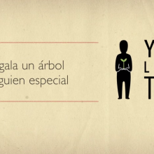 Regala un árbol – Your little tree